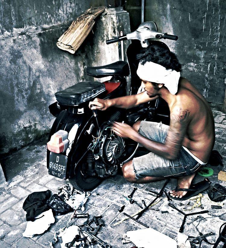Download 730 Koleksi Gambar Lucu Anak Bengkel Paling Lucu