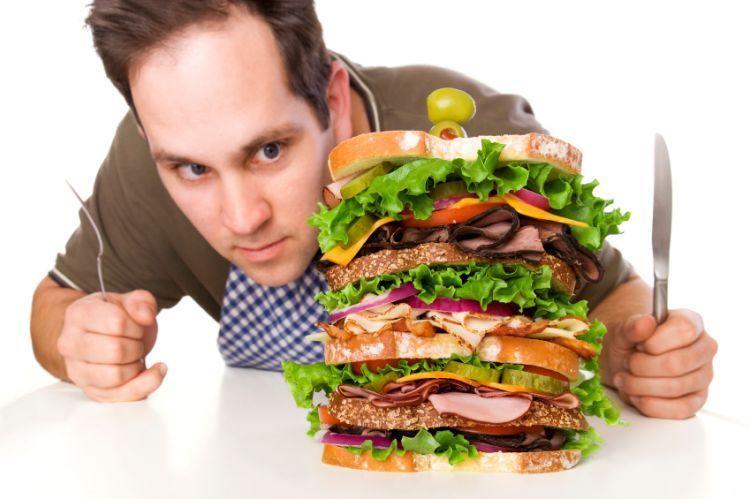 Jangan makan terlalu kenyang