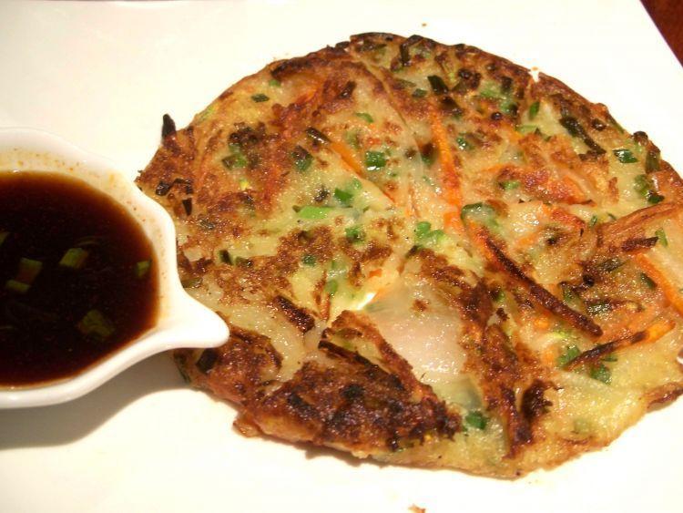 Makan sayur a la Korea Selatan
