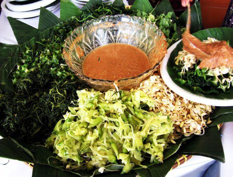 Salad ala Indonesia