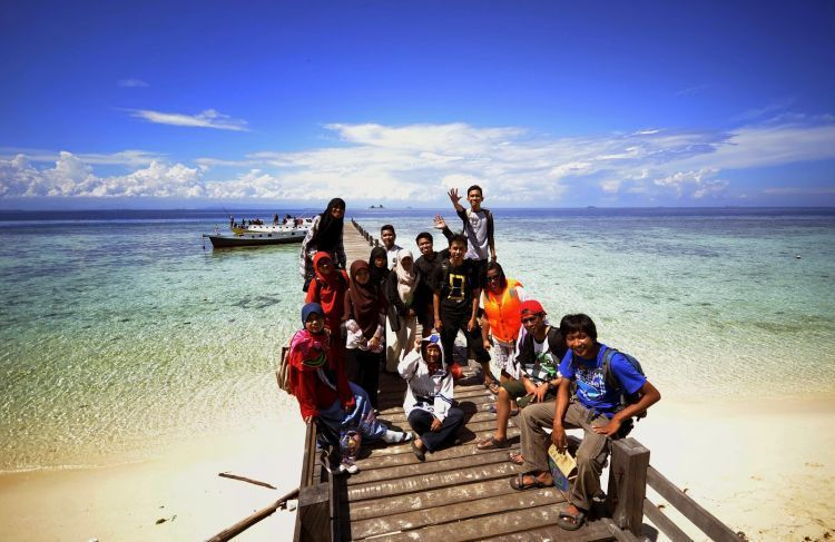 pulau cangke makassar
