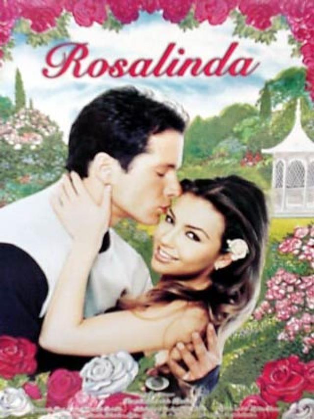 Rosalinda yang cantik banget