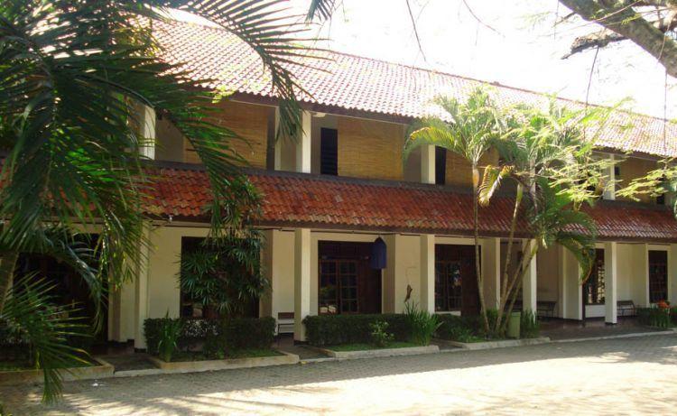 Salah satu hotel di Kebumen
