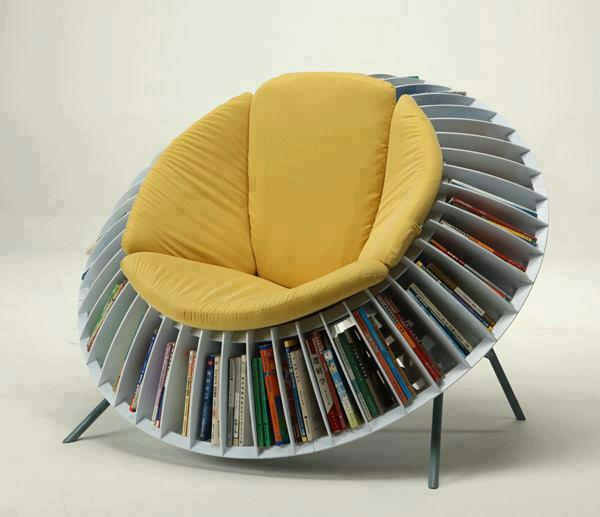 Kursi untuk perpustakaan