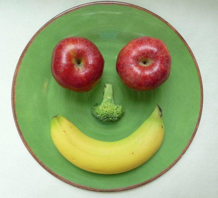 Apel atau pisang