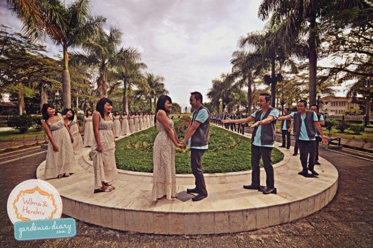 10 Spot Gratis Prewedding Foto Di Bandung Yang Bisa Menghasilkan
