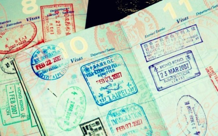 Urus visamu jauh-jauh hari