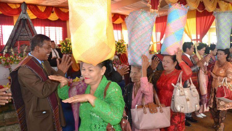 Menilik Kemeriahan Pesta Perkawinan Adat Batak Toba