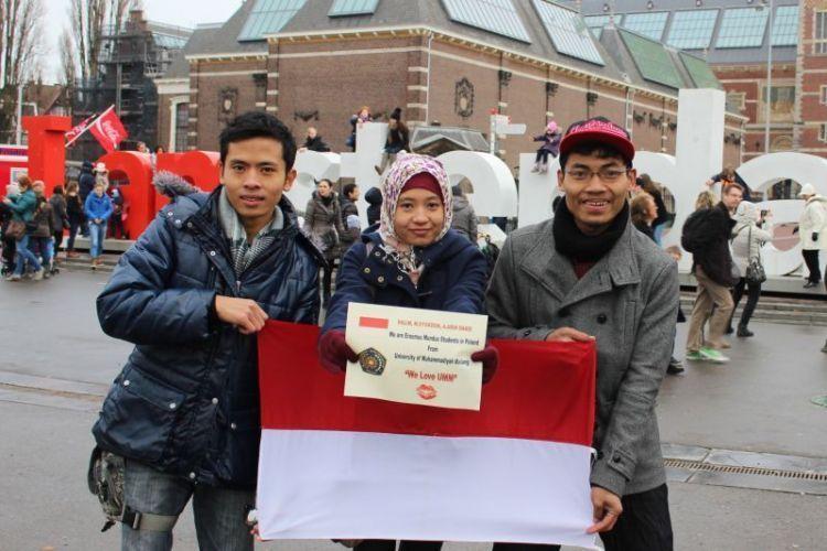 Makin cinta Indonesia!