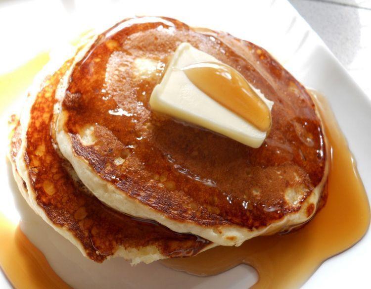 Resep fluffy pancake buat para pengantin baru