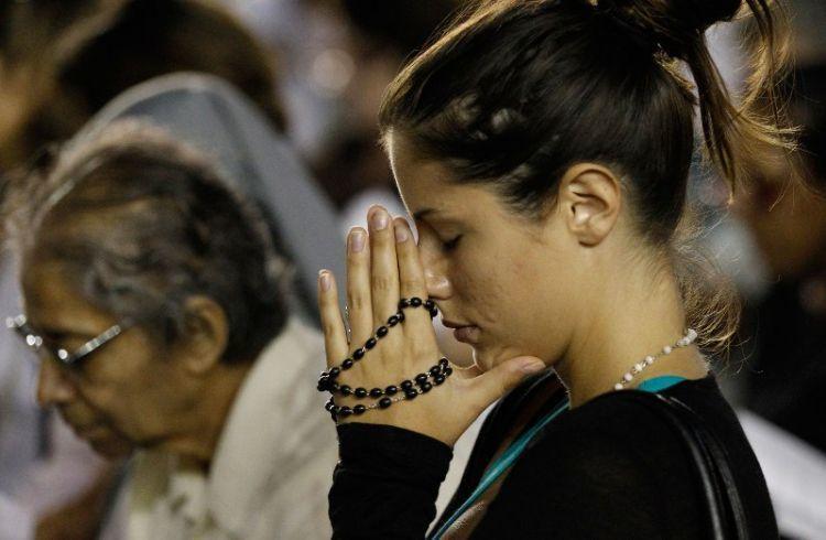 Ke gereja membuat hatimu lebih tenang
