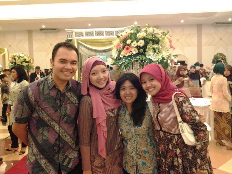 Enjoy the wedding
