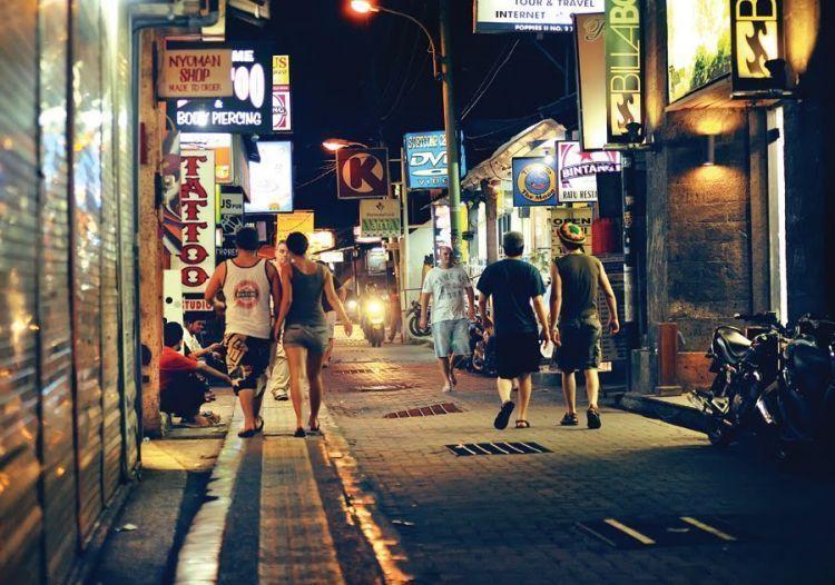 nightlife di Bali