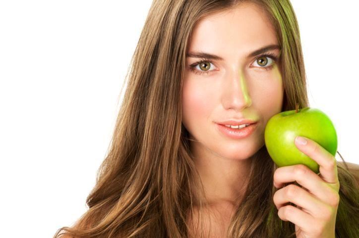 Asupan makanan sehat baik untuk kulit