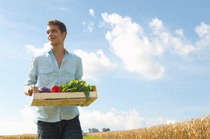 Perbanyak sayur dan buah