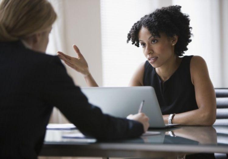 bicara dengan bos