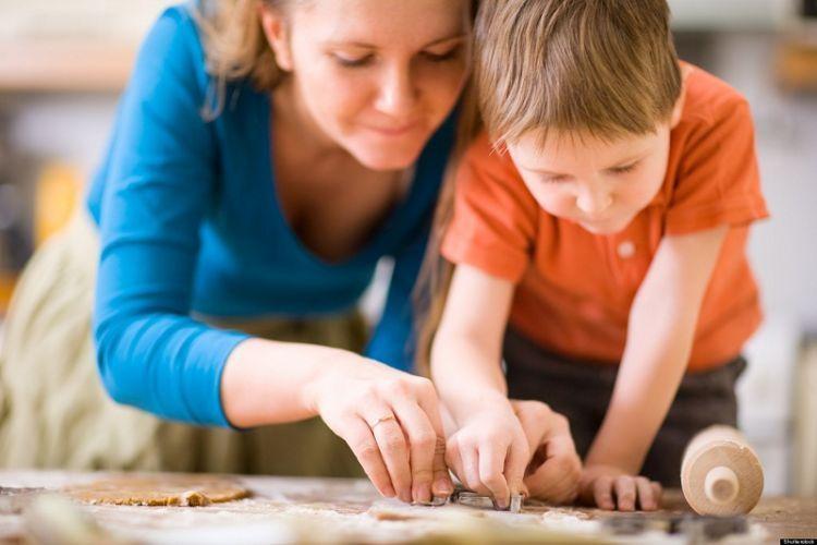 Yang penting bisa mendidik anak
