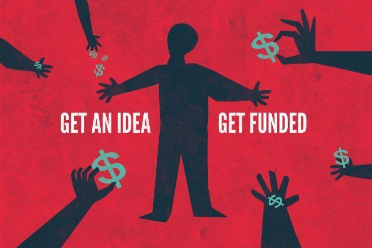 Semakin menarik idemu, semakin banyak yang menjadi sponsormu