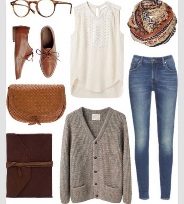 Smart but chic style
