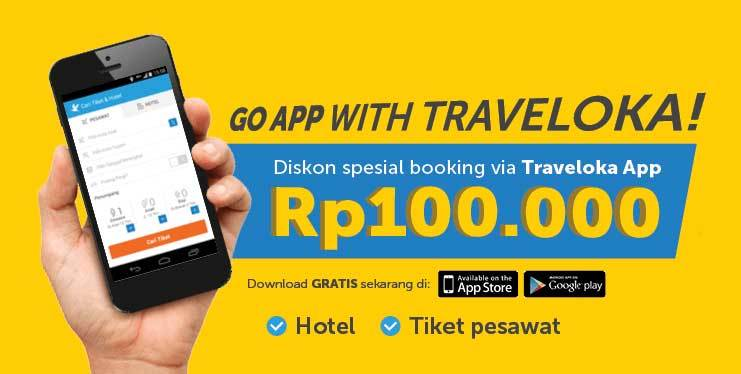 Go app Traveloka