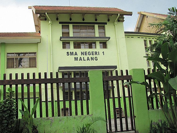 SMA 1 Malang