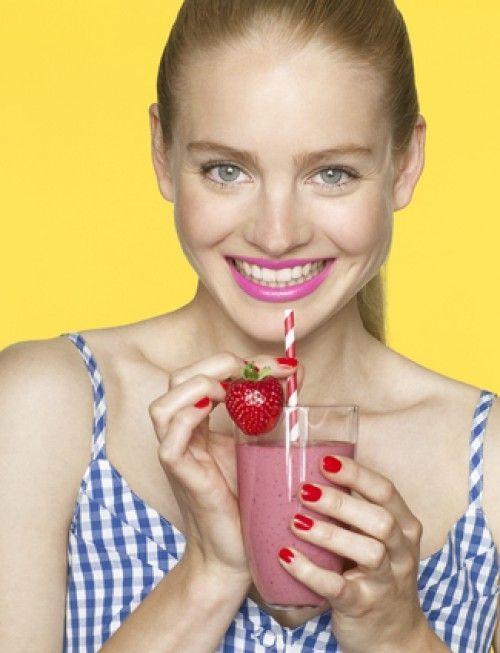 Minum smoothies untuk nutrisi yang lengkap