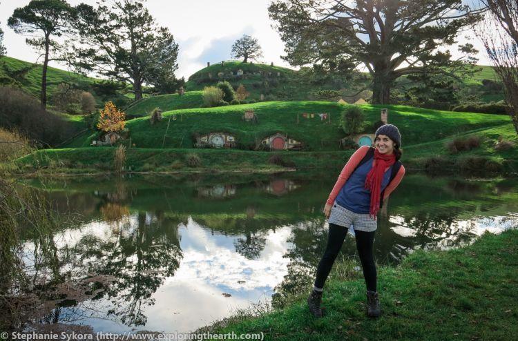 Melirik lokasi syuting The Hobbit di New Zealand