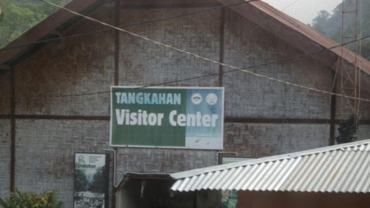 Wajib lapor ke Visitor Center dulu (dok. pribadi)