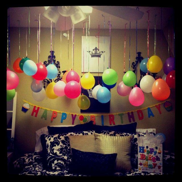 Ada teman yang akan ulang tahun sebentar lagi kejutkan for Dekor kamar hotel buat ulang tahun