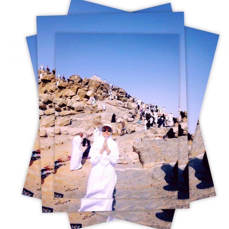 Mantapkan hati dengan berdoa di Jabal Rahmah