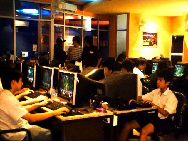 Game online masih menjadi idola