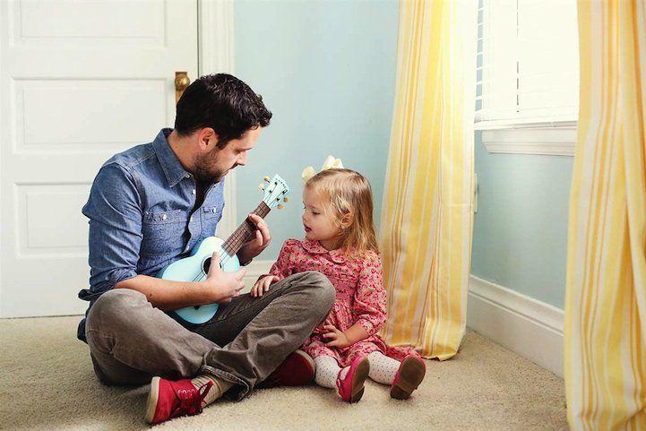 waktu yang ayah tunggu adalah saat berbagi waktu denganmu