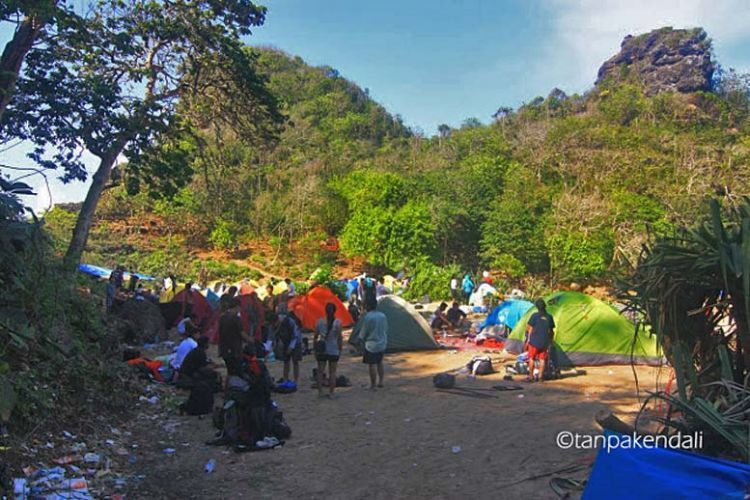 Pulau Sempu harusnya gak boleh dijadikan kegiatan wisata