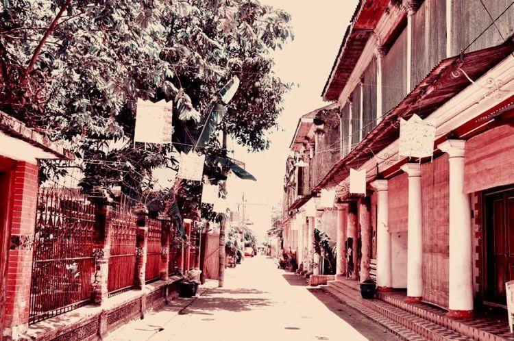 Kampung Kemasan, kawasan Kota Lama Gresik