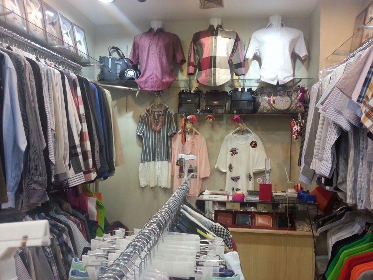 Pusat baju murah biasanya ada di ITC