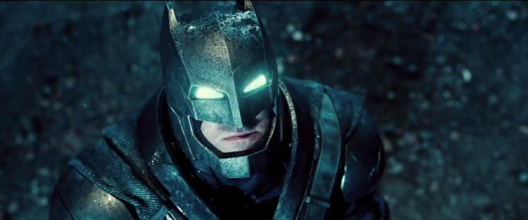 Zirah yagn digunakan Batman