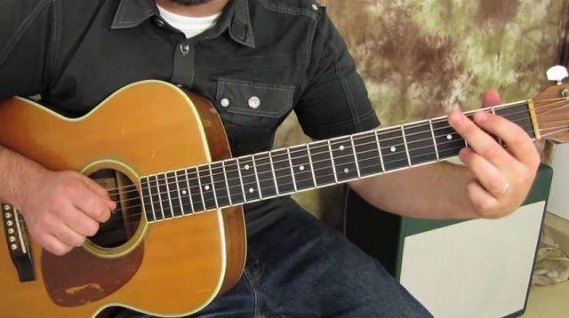 cara belajar gitar sendiri