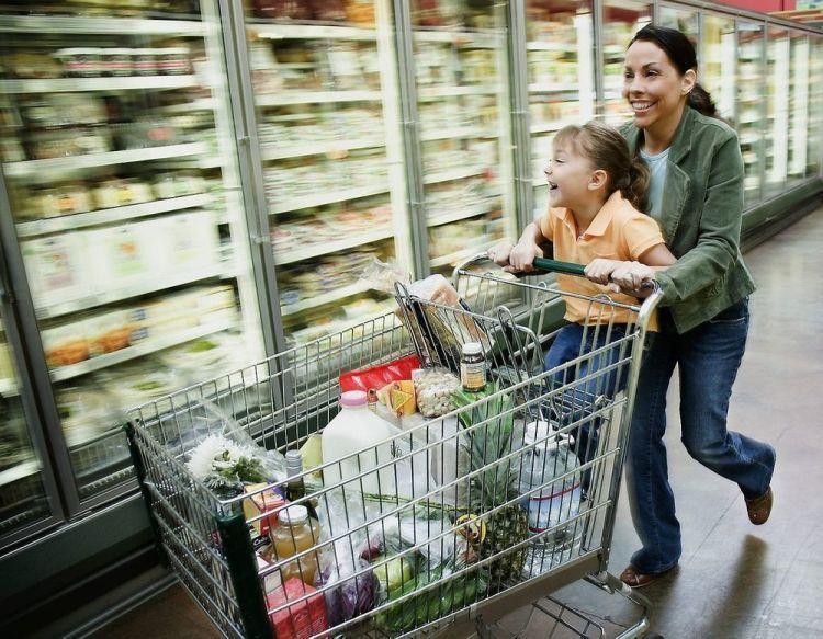Belanja juga harus selektif