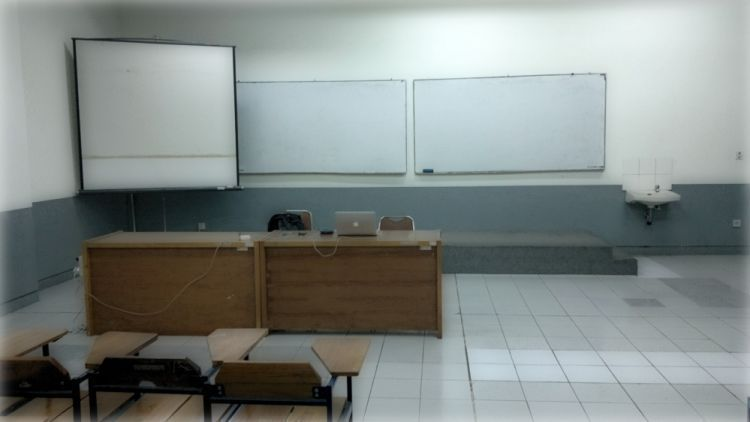 Kelas kosong