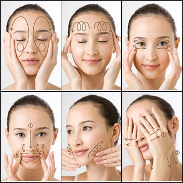 Easy facial massage yang bisa kamu lakukan sendiri