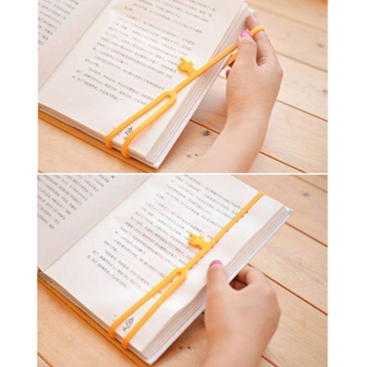 Beri pecinta buku kado pembatas buku yang unik
