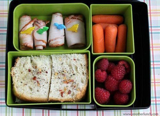 Salah satu contoh food combining, sayur dan buah gak luput