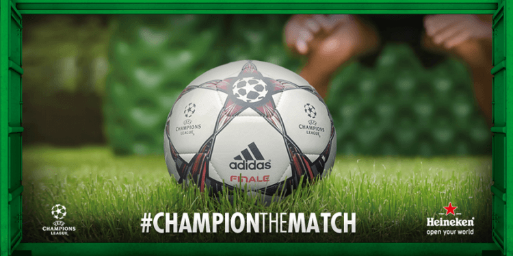 Kepoin tagar #ChampionTheMatch