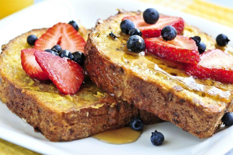 Freach toast dari roti tawar
