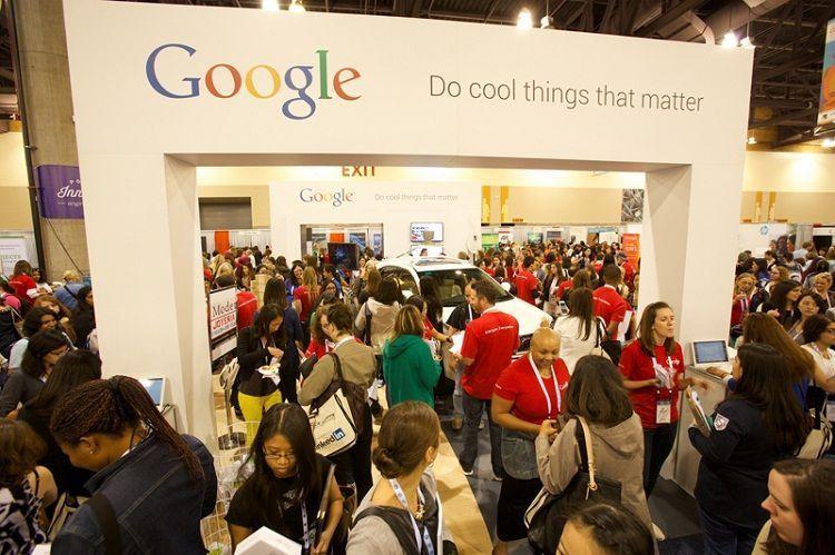 Google career day
