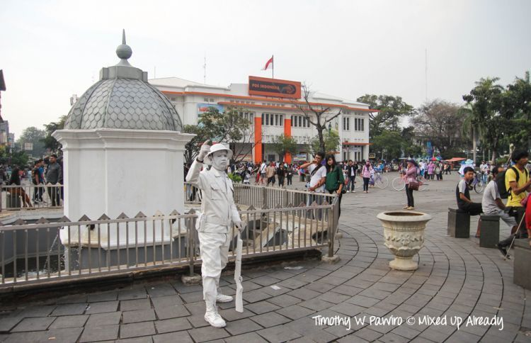 Jakarta sebagai kota tujuan favorit