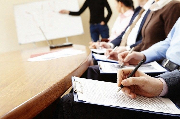 Training dalam ruang kelas