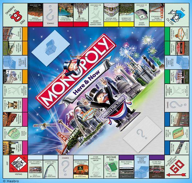 Monopoli, board game yang mengajarimu bagaimana caranya menjadi kaya
