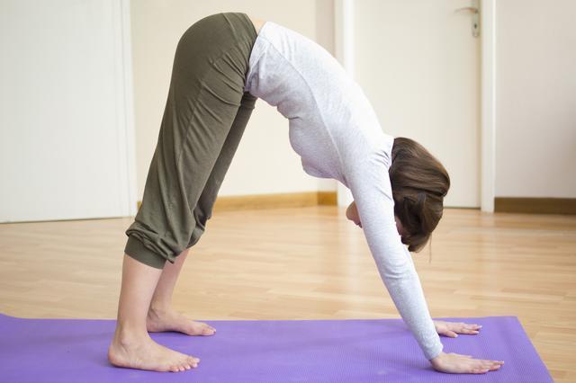 Gaya yoga agar betismu bisa makin ramping