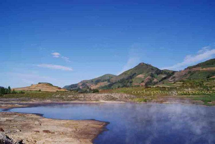 Kawah Sileri, Dieng Kulon